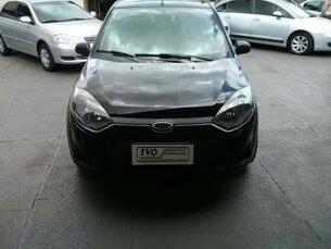 Super Oferta: Ford Fiesta Hatch 1.0 (Flex) 2011/2012 4P Preto Flex