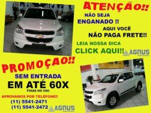Super Oferta: Chevrolet S10 LT 2.5 flex (Cab Dupla) 4x2 2014/2015 4P Branco Flex