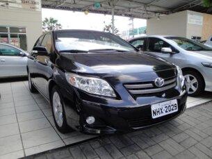 Super Oferta: Toyota Corolla Sedan XEi 1.8 16V (flex) (aut) 2008/2009 4P Preto Flex