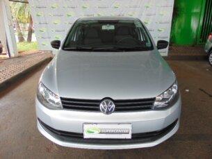 Super Oferta: Volkswagen Gol 1.6 VHT (Flex) 4p 2013/2014 4P Prata Flex