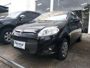 Super Oferta: Fiat Palio Attractive 1.4 8V (Flex) 2012/2013 4P Preto Flex