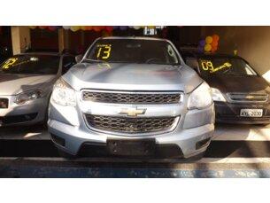 Super Oferta: Chevrolet S10 LS 2.4 flex (Cab Dupla) 4x2 2012/2013 4P Prata Flex