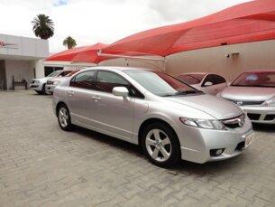 Super Oferta: Honda New Civic LXS 1.8 16V (flex) 2009/2009 4P Prata Flex
