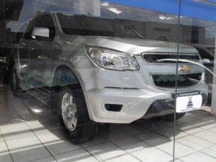 Super Oferta: Chevrolet S10 LT 2.4 flex (Cab Dupla) 4x2 2014/2014 4P Prata Flex
