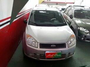 Super Oferta: Ford Fiesta Hatch 1.6 (Flex) 2007/2008 P Prata Flex