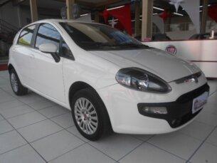 Super Oferta: Fiat Punto Attractive 1.4 (Flex) 2013/2014 4P Branco Flex