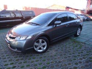 Super Oferta: Honda New Civic LXS 1.8 16V (aut) (flex) 2009/2009 4P Cinza Flex
