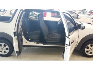 Super Oferta: Fiat Strada Working 1.4 (Flex)(Cab Dupla) 2014/2015 3P Branco Flex