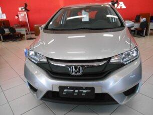 Super Oferta: Honda Fit 1.5 16v LX (Flex) 2014/2015 P  Flex