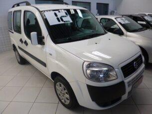 Super Oferta: Fiat Doblò 1.4 8v (Flex) 2011/2012 4P Branco Flex