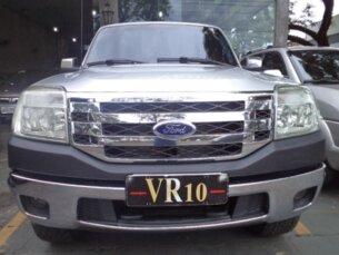 Super Oferta: Ford Ranger Limited 4x4 3.0 (Cab Dupla) 2009/2010 4P Prata Diesel