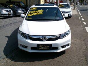 Super Oferta: Honda New Civic EXS 1.8 16V i-VTEC (aut) (flex) 2012/2012 4P Branco Flex
