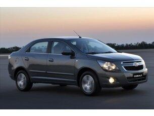 Super Oferta: Chevrolet Cobalt LTZ 1.8 8V (Aut) (Flex) 2014/2015 4P Cinza Flex
