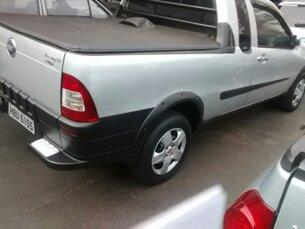 Super Oferta: Fiat Strada Trekking 1.4 (Flex) (Cab Estendida) 2006/2007 P Prata Flex