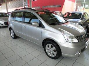 Super Oferta: Nissan Livina SL 1.8 16V (flex) (aut) 2012/2012 4P Prata Flex