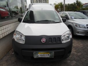 Super Oferta: Fiat Fiorino Furgão 1.4 Evo (Flex) 2014/2015 2P Branco Flex