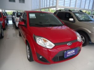 Super Oferta: Ford Fiesta Hatch Rocam 1.6 (Flex) 2012/2013 4P Vermelho Flex