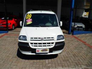 Super Oferta: Fiat Doblò ELX 1.8 8V (Flex) 2009/2009 3P Branco Flex