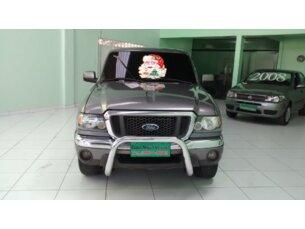 Super Oferta: Ford Ranger XLT 2.3 16V 4x2 (Cab Dupla) 2008/2008 4P Cinza GNV