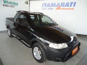 Super Oferta: Fiat Strada Adventure 1.8 8V (Cab Estendida) 2003/2004 4P Preto Gasolina