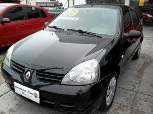 Super Oferta: Renault Clio Hatch. Campus 1.0 16V (flex) 4p 2008/2009 4P Preto Flex
