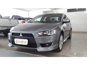 Super Oferta: Mitsubishi Lancer 2.0 16V CVT (aut) 2013/2014 4P Cinza Gasolina