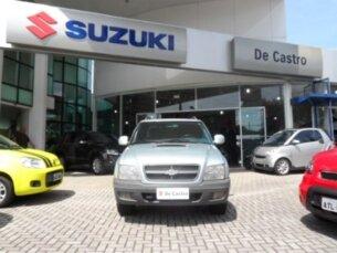 Super Oferta: Chevrolet S10 Rodeio 4x4 2.8 Turbo Electronic (Cab Dupla) 2006/2006 4P Prata Diesel