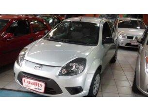 Super Oferta: Ford Ka 1.0 (Flex) 2011/2012 4P Prata Flex