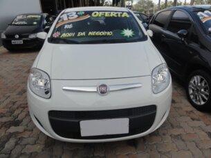 Super Oferta: Fiat Palio Attractive 1.4 8V (Flex) 2012/2013 4P Branco Flex
