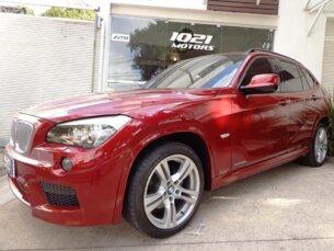 Super Oferta: BMW X1 2.0i 4x4 XDrive28i (aut) 2012/2013 4P Vermelho Gasolina