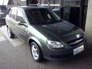 Super Oferta: Chevrolet Classic LS VHC E 1.0 (Flex) 2010/2011 4P Cinza Flex