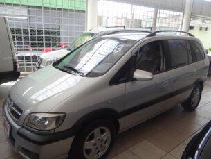 Super Oferta: Chevrolet Zafira 2.0 16V 2001/2001 4P Prata Flex