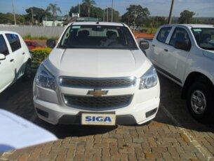 Super Oferta: Chevrolet S10 LS 2.8 diesel (Cab Dupla) 4x2 2012/2013 4P Branco Diesel