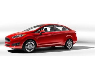 Super Oferta: Ford New Fiesta Sedan 1.6 Titanium PowerShift (Aut) 2014/2015 P  Flex
