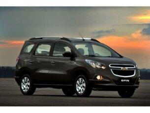 Super Oferta: Chevrolet Spin LT 5S 1.8 (Aut) (Flex) 2014/2014 P  Flex