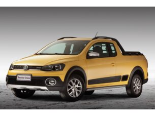 Super Oferta: Volkswagen Saveiro Cross 1.6 (Flex) (cab. estendida) 2013/2014 P  Flex