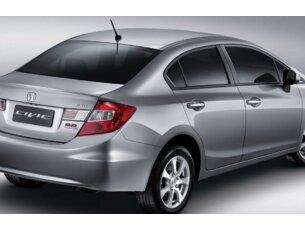 Super Oferta: Honda New Civic EXR 2.0 i-VTEC (Flex) (Aut) 2014/2014 2P Não informada. Flex