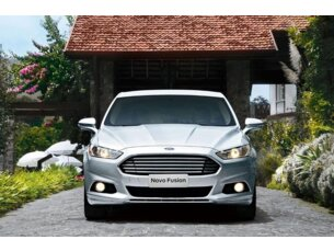 Super Oferta: Ford Fusion 2.5 16V iVCT (Flex) (Aut) 2014/2014 P  Flex