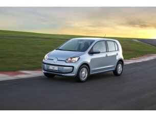 Super Oferta: Volkswagen Up! 1.0 12v Move-Up 4p 2014/2015 P  Flex