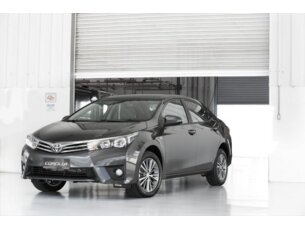 Super Oferta: Toyota Corolla Sedan 2.0 Dual VVT-i Flex XEi Muilti-Drive S 2014/2015 P  Flex