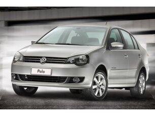 Super Oferta: Volkswagen Polo Sedan 1.6 8V (Flex) 2014/2014 P  Flex