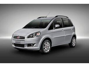 Super Oferta: Fiat Idea Attractive 1.4 (Flex) 2014/2015 P  Flex