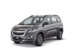 Super Oferta: Chevrolet Spin LTZ 7S 1.8 (Aut) (Flex) 2014/2015 P  Flex