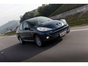 Super Oferta: Peugeot 207 Sedan Active 1.4 (Flex) 2014/2015 P  Flex