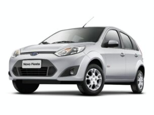 Super Oferta: Ford Fiesta Hatch Rocam 1.0 (Flex) 2013/2014 P  Flex