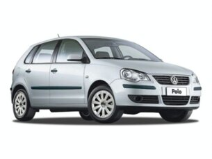 Super Oferta: Volkswagen Polo Hatch 1.6 VHT Total Flex 2012/2012 P  Flex