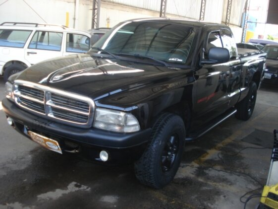 DODGE DAKOTA SPORT 3.9 V6