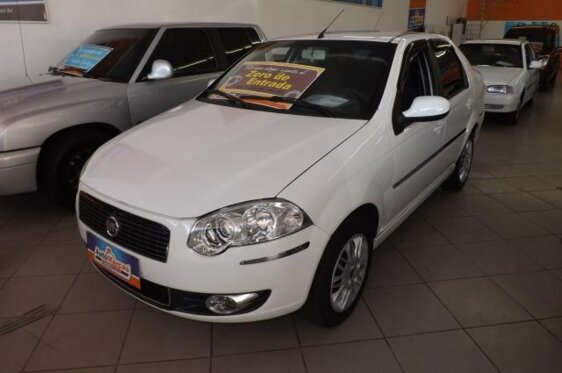 FIAT SIENA ESSENCE 1.6 16V  FLEX