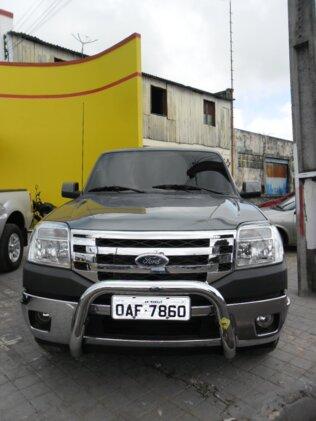 FORD RANGER XL 4X4 3.0  CAB DUPLA