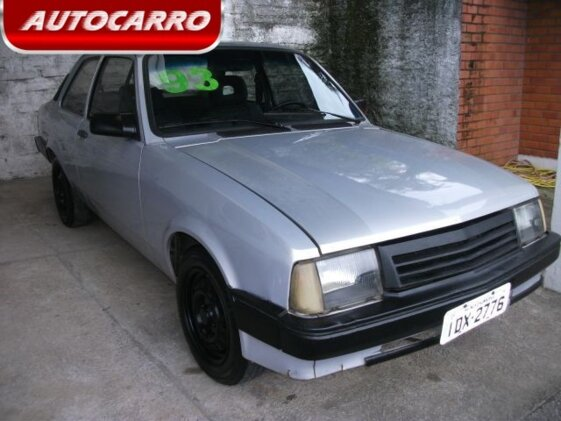 CHEVROLET CHEVETTE SEDAN JUNIOR 1.0